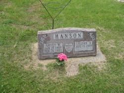 Arvey W Hanson
