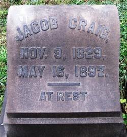 Jacob Craig, Sr