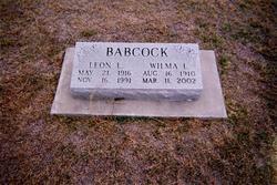Wilma L. <i>Taylor</i> Babcock