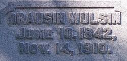 Pvt Drausin Wulsin, Jr