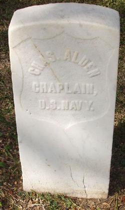 Rev Charles Henry Alden