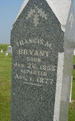 Francis M Bryant