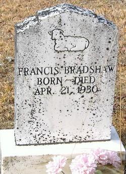 Francis Bradshaw