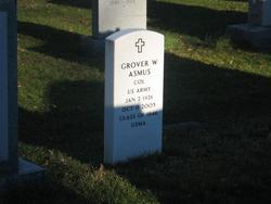 Col Grover Woodrow Asmus
