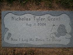 Nicholas Tyler Grant