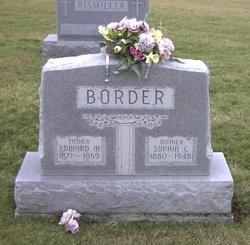 Edward Martin Border