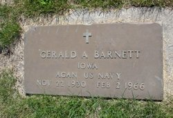 Gerald A Barnett