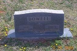 Levi Ezra Dowell