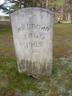 M. V. Brown
