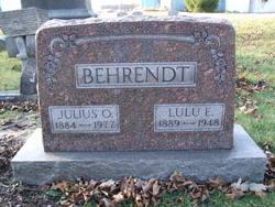 Lulu E <i>Hayes</i> Behrendt
