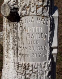 Roda Bell <i>Carter</i> Bailey
