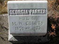 Georgia R. <i>Parker</i> Counts