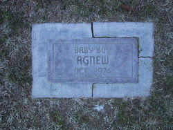 Baby Boy Agnew