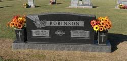 Billie <i>Antony</i> Robinson