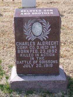 Corp Charles A. Albrecht