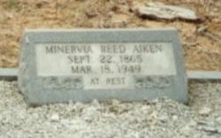 Minerva Ann <i>Reed</i> Aiken