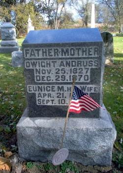 Eunice M Andruss