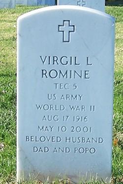 Virgil Romine