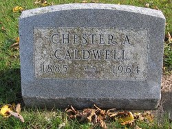 Chester A Caldwell