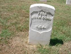 Private John Dunn