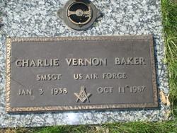 Charlie Vernon Baker