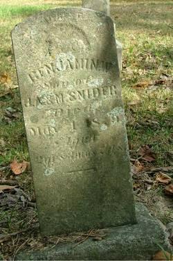 Benjamin W Snider