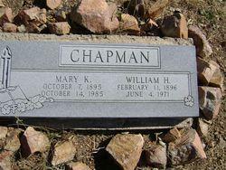 Mary Kathleen <i>Welch</i> Chapman