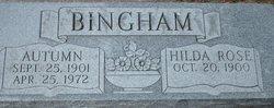Autumn Bingham