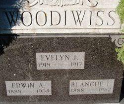 Blanche L <i>Simpson</i> Woodiwiss
