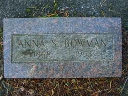 Anna S. Bowman