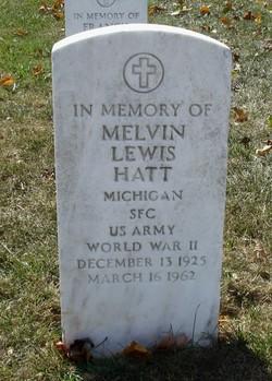 Melvin Lewis Hatt
