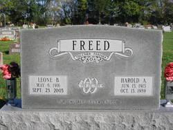 Harold A. Freed