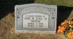 Gary Wayne Tristan Ezell, III