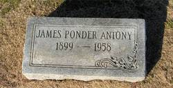 James Ponder Antony