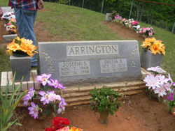 Dellia <i>Burrell</i> Arrington