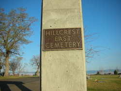 Hillcrest East Cemetery