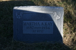 Martha Alice <i>Reid</i> Kay