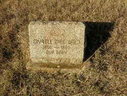 Myrtle Mae Wild
