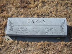 Mark W. Garey