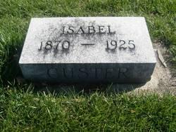 Isabel <i>Maguire</i> Custer