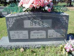 Ambie Belle <i>Cline</i> Bell