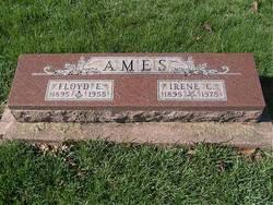 Irene Beatrice <i>Custer</i> Ames