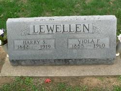 Florence Viola Viola <i>Rudicel</i> Lewellen