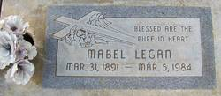 Mabel Florence <i>Straw</i> Legan