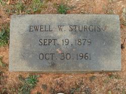 Ewell W Sturgis