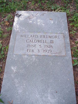 Millard Fillmore Caldwell, III