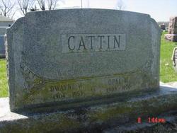 Dwayne W. Cattin