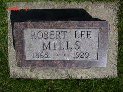 Robert Lee Mills