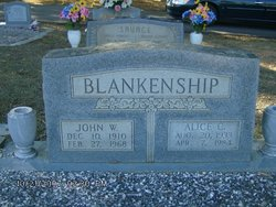 Alice C. Blankenship