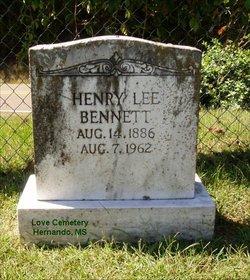 Henry Lee Bennett